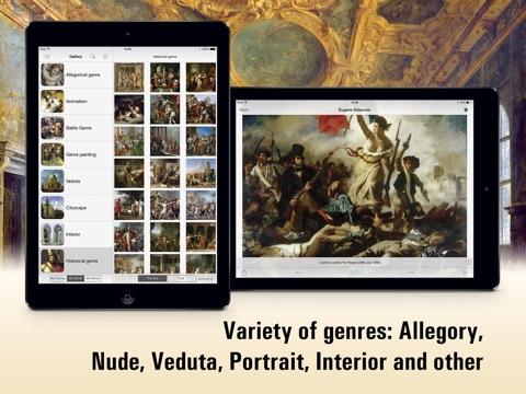 Louvre HD screenshot 6