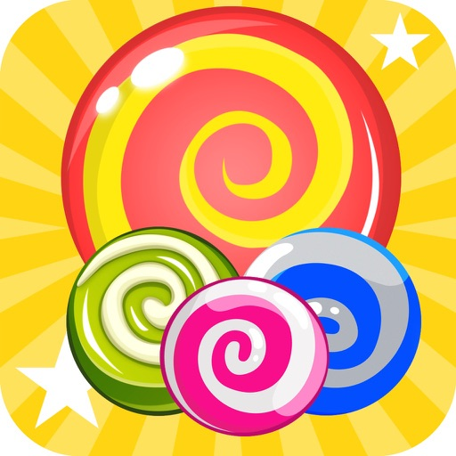 Jelly Candy Mania Blaze-The best free match 3 puzzle game for kids and girls iOS App