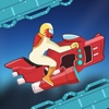 A1 Sky Biker Racing Madness Pro - best speed flying mission game