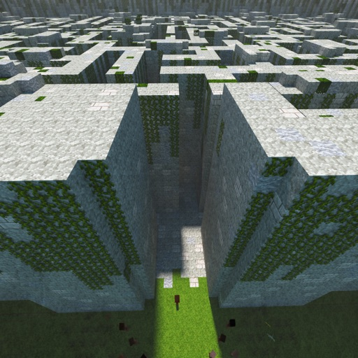 Mazecraft - Maze Survival Mini Game