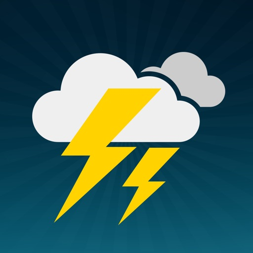 lightning cast push notifications alerts noaa weather radar by
