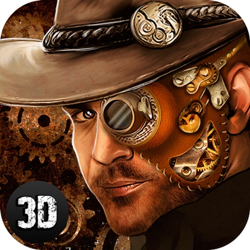 Rusty Desert Survival 3D Full iOS App