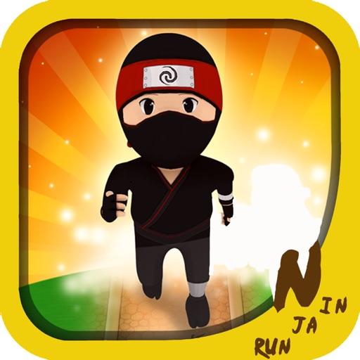 Japan Ninja Kid Run : Runner And Jumper And Shoot Obstacles 3d Game iOS App