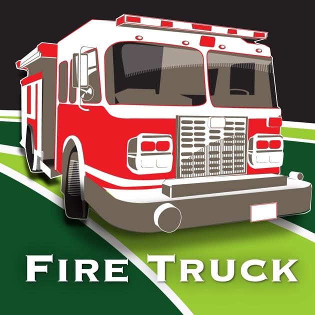 Fire truck hoselines on the app store for Truck design app