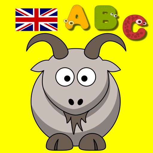 English Kids Play Puzzles iOS App