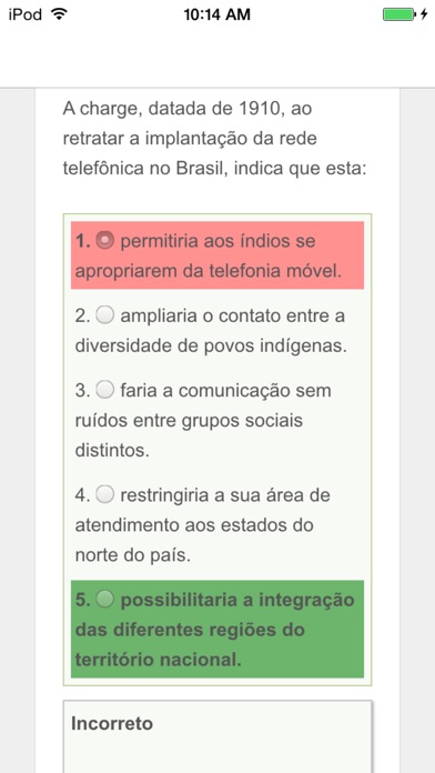 download Questões ENEM 2014 apps 2