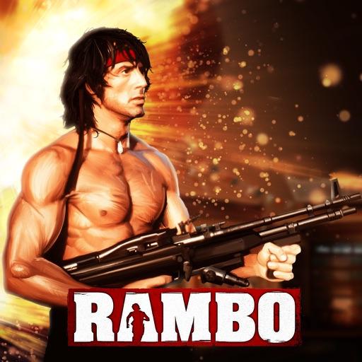 Rambo - The Mobile Game iOS App