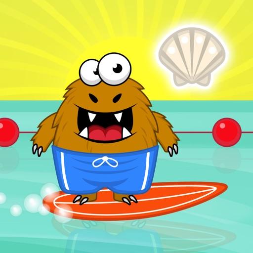 Shell Surfer - Krunchi iOS App