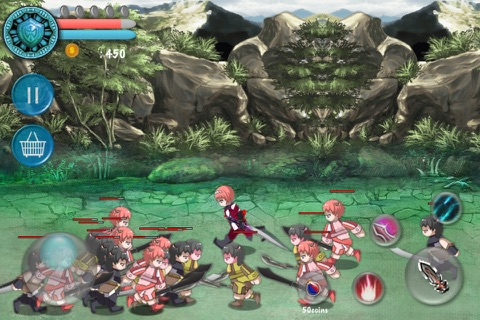 ARPG Monster & Warrior Deluxe screenshot 4