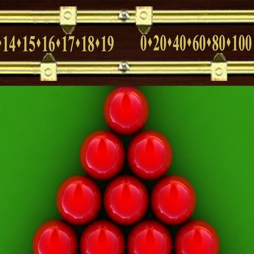 Snooker Scoreboard Pro XL 斯诺克记分牌