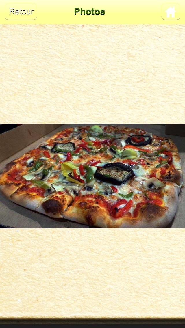 Pizza Au CarréCapture d'écran de 2