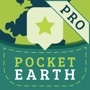 Pocket Earth PRO Offline Maps - GPS Navigation Map, Topographic Contour Map, Travel Guide