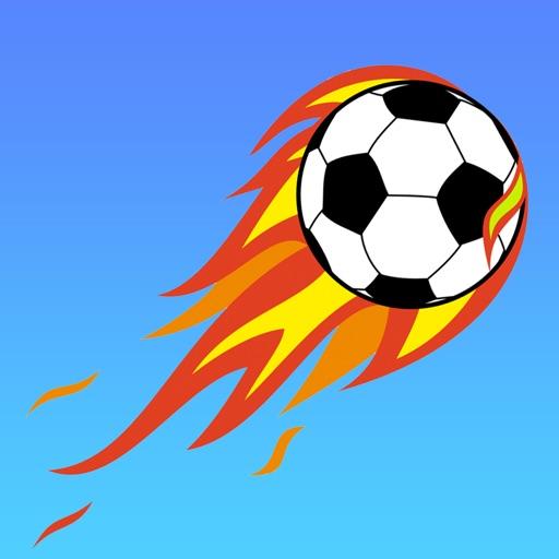 Super flappy ball iOS App
