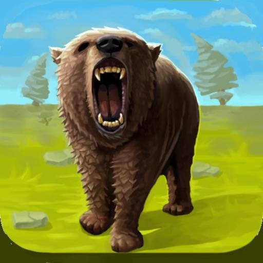 Grizzly Bear Simulator iOS App