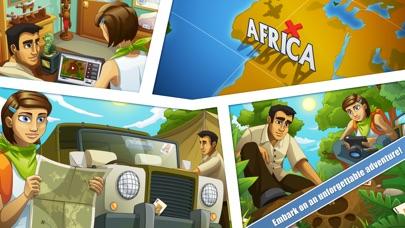 Screenshot von Solitaire Safari - Card Game2