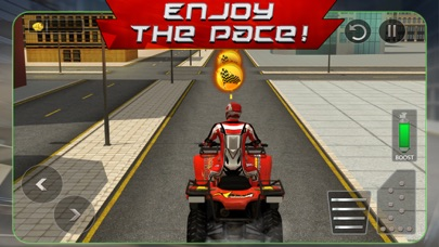 City Biker 3D Screenshot 5