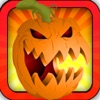 Haunted Halloween Spooky Ghost Pumpkins Crush Party