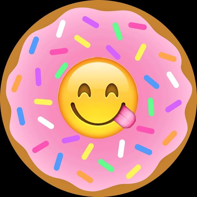 f2u donut emoji - photo #14