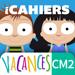 iCahier de vacances CM2, cahier de vacances du CM2 à la 6ème, révision CM2, exercices CM2