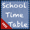 School Timetable Free - Lesson & Course Schedule for Student, Teacher, Organiser