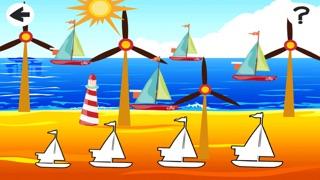 Enfants Animés Lecture & Jeux D'apprentissage Pour Gratuit Open Parti Mer Avec des BateauxCapture d'écran de 2