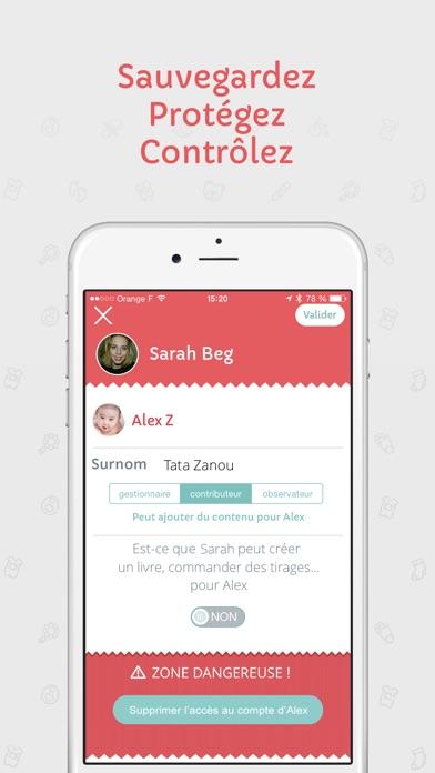 download Keed - La fabrique à souvenirs des tout petits ! apps 1