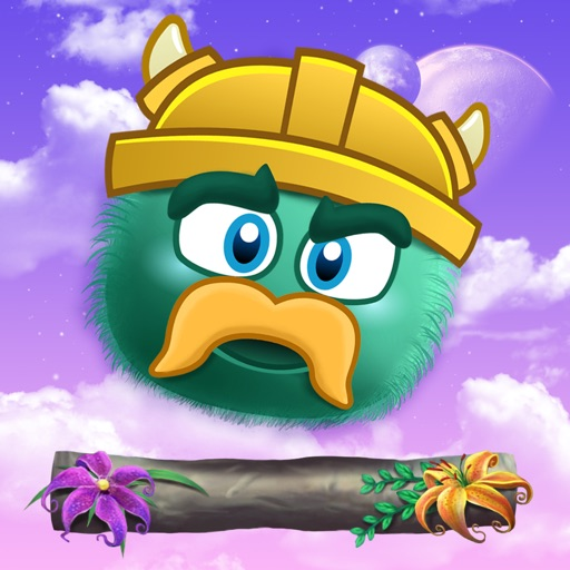 Green Viking Quest - Jungle Platformer and Jumping Adventure Game for Kids iOS App
