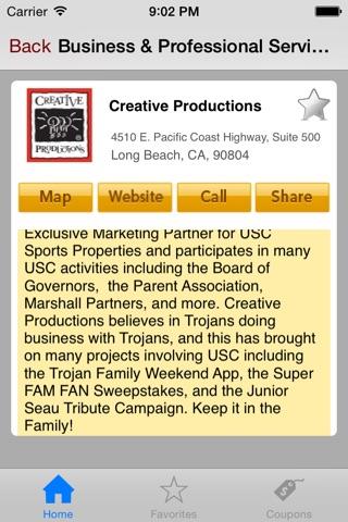 Trojan Business Directory screenshot 2