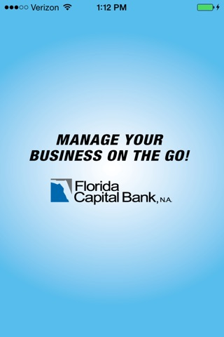 Florida Capital Bank Business screenshot 1
