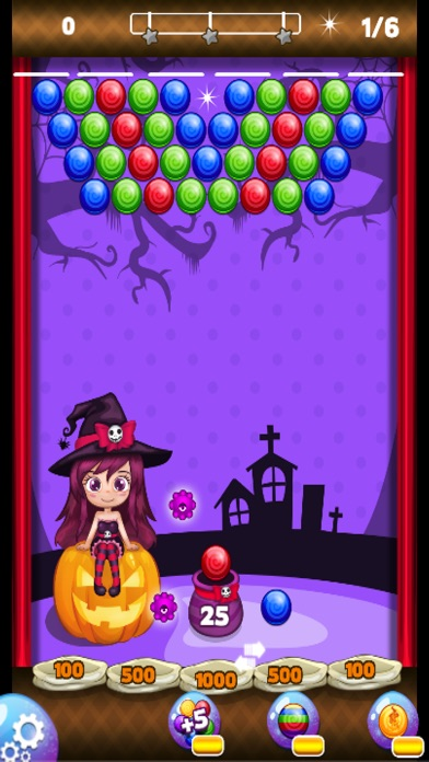 download Sweet Halloween Match 3 Game apps 0