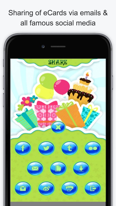 Best Greeting Cards App- Create and Send Free eCard For All Occasions Screenshot