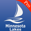Minnesota Lakes Nautical charts pro