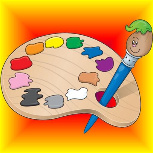 Libro Da Colorare Per Bambini Giochi Per Bambini Disegni Da