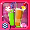 Snowman Milkshakes Maker - Ice Slush Makers Cooking Game