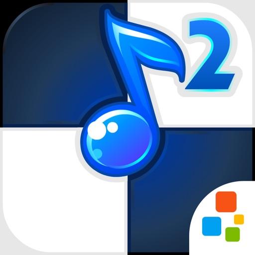 White Tiles 2 : Amazing Piano - Free iOS App