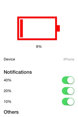 Battery Watch for Apple Watch screenshot 1