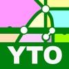 Verkehrskarte Toronto - Karte und Reiseplaner Subway