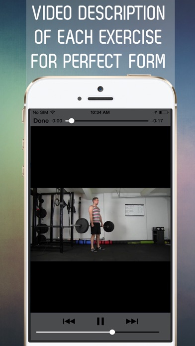 download 7 Minute Cross Training Deadlift Workout for Back, Butt, Legs, and Hips apps 3