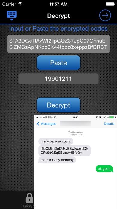 download Top Secret - Encrypt Text Utility apps 2