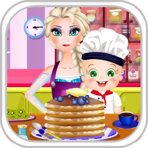 Misha And Rosy Pancakes iOS App