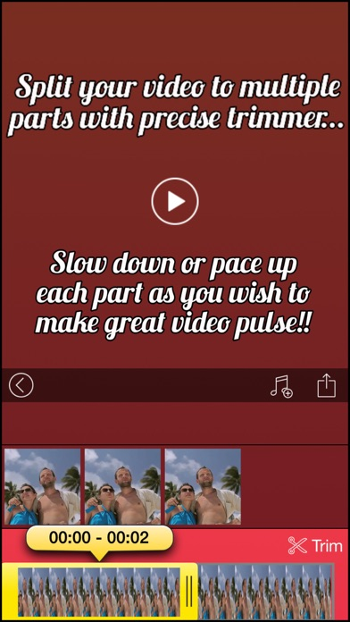 download Pulsar - Slow down, Speed up and Accelerate your video apps 3