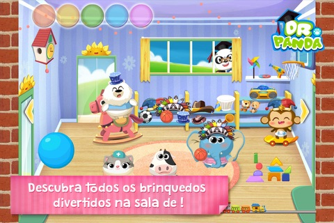 Dr. Panda Daycare screenshot 3