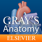 Gray's Anatomy for Students for iPad icon