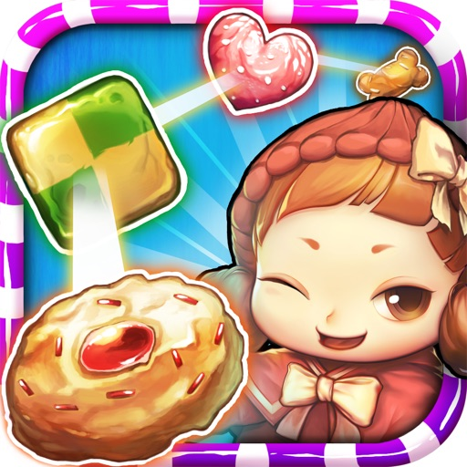 Let's Cookie : Red Riding Hood iOS App