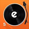 edjing 5: free DJ music mixer - Play, Mix, Record and Share for iPhone