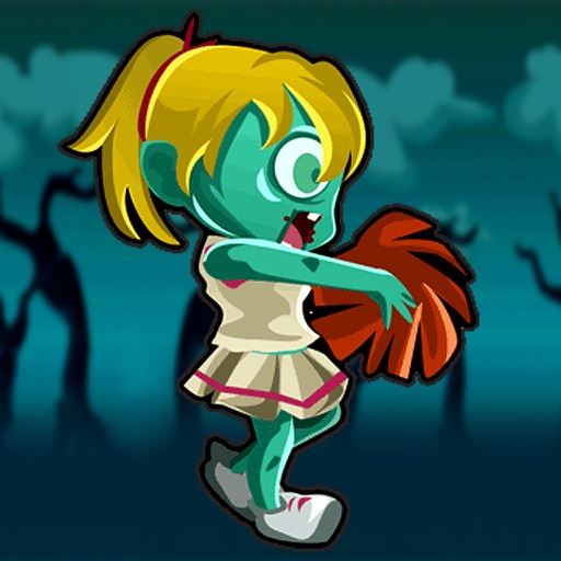 Zombie Girl X iOS App