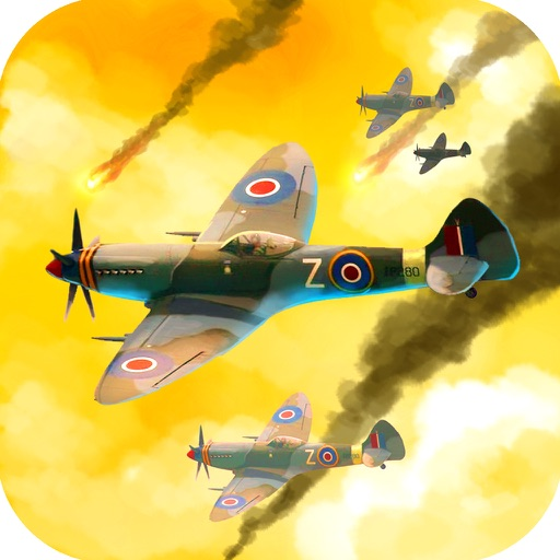Airforce Rival Wars Free - Defend Your Country War Game iOS App