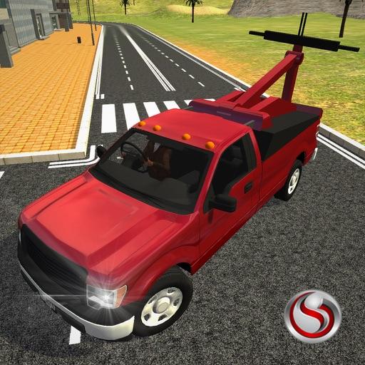 Tow Truck Transporter 3D iOS App