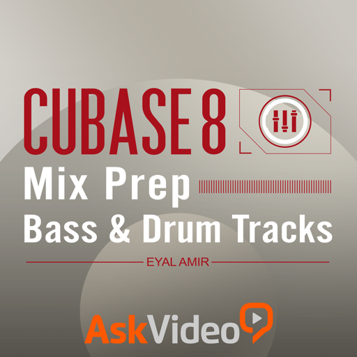 Mix Prep Bass And Drums For Cubase