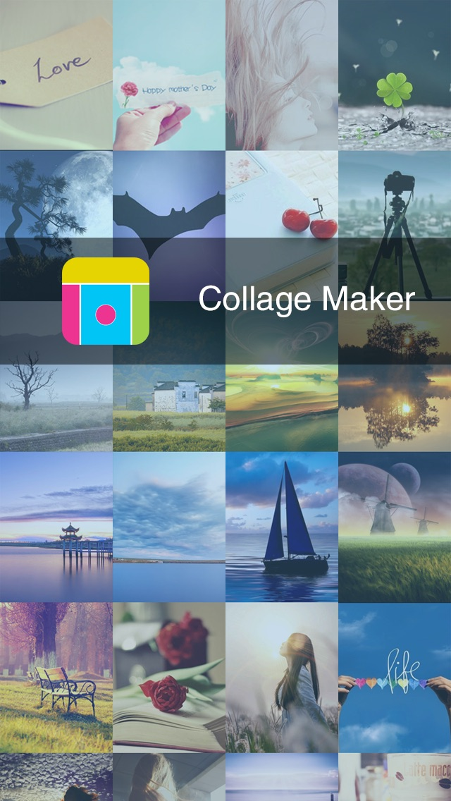 download Collage maker for Instagram - Post full size photos for Instasize, pinterest & snapchat apps 3